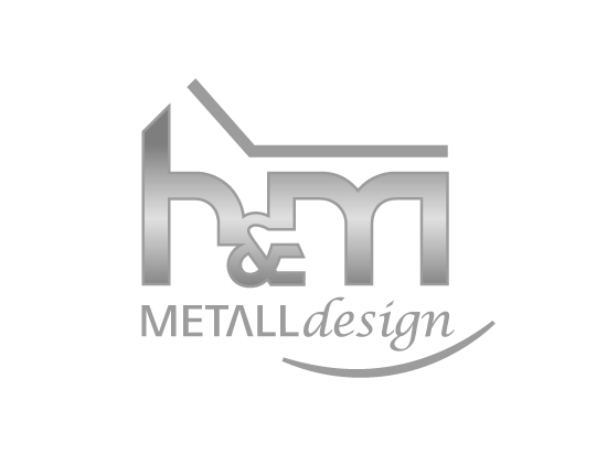 Logodesign - h&m Metalldesign