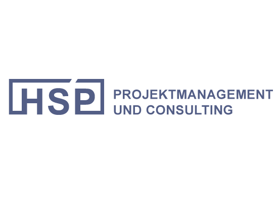 Logodesign - HSP Projektmanagement und Consulting GmbH